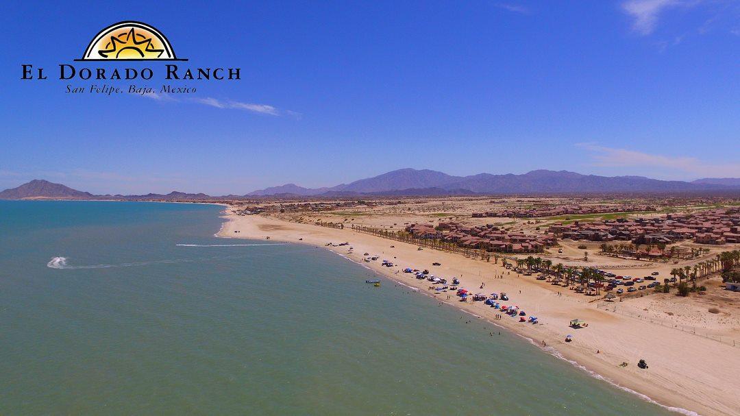 El Dorado Ranch airview